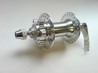 ORBIT TANDEMS Tandem Front Hub 6 Bolt 48 hole