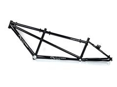 "ORBIT TANDEMS Frame 700c & 26"" Black"