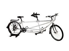 ORBIT TANDEMS Unicorn 9 Tandem