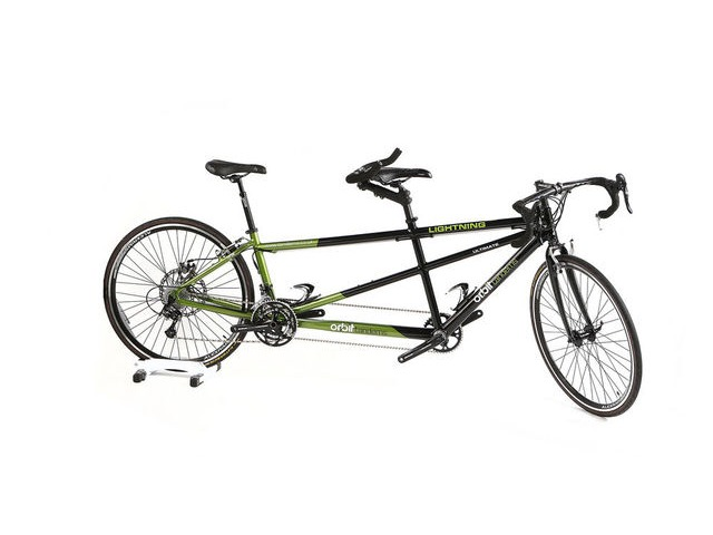 ORBIT TANDEMS Lightning Ultimate 700c click to zoom image