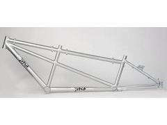 "ORBIT TANDEMS Frame 700c & 26"" Silver"
