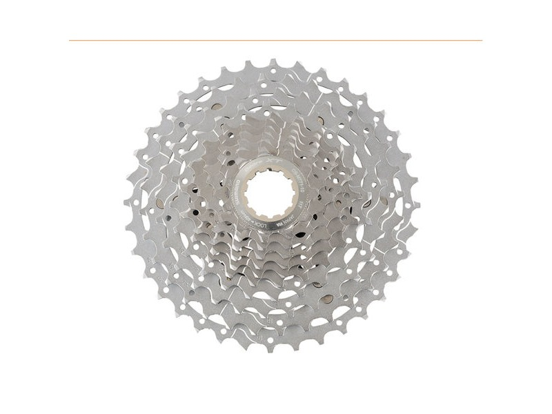 SHIMANO XT 10 speed cassettes click to zoom image