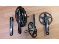 SHIMANO Ultegra X Over chainset
