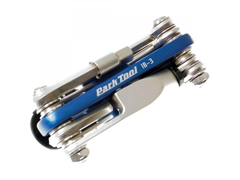 PARK TOOL IB3C fold-up hex wrench click to zoom image