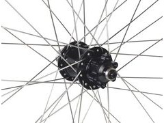 "JD TANDEMS Handbuilt Tandem Wheel HOPE Rear 26"" click to zoom image"