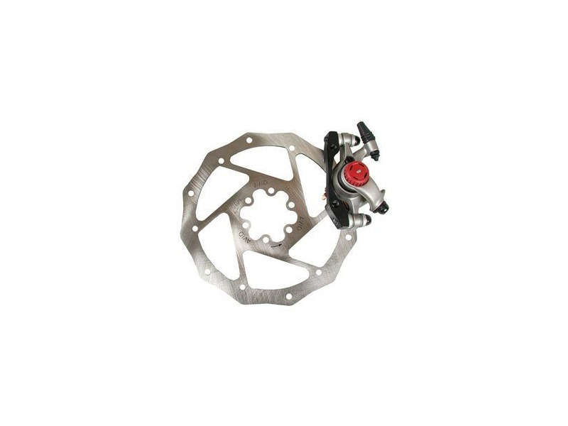AVID BB7 MTB Disc Brake with 203mm Rotor click to zoom image