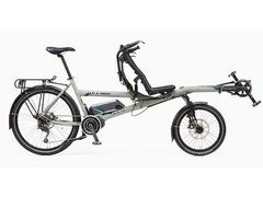 HASE Pino Steps Half Recumbent Tandem Bicycle 2017