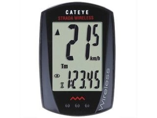 CATEYE Strada Wireless 8 Function computer