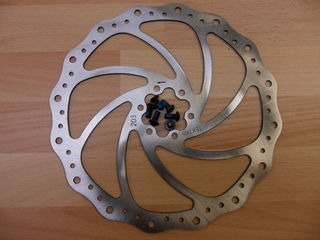 TEKTRO Wave Disc Rotor 203mm