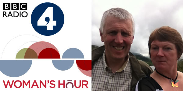Ruth and John on Woman's Hour