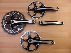 ORBIT TANDEMS Orbit Tandems Road Chainset click to zoom image
