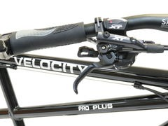 ORBIT TANDEMS Velocity Pro Plus - hydraulic click to zoom image