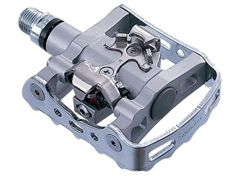 SHIMANO M324 SPD MTB pedals click to zoom image