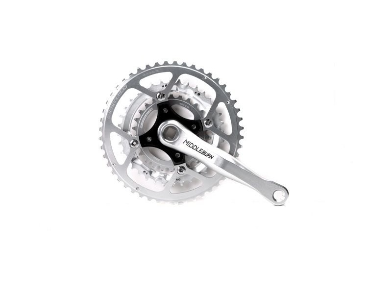 MIDDLEBURN Tandem Chainset - Square Taper click to zoom image