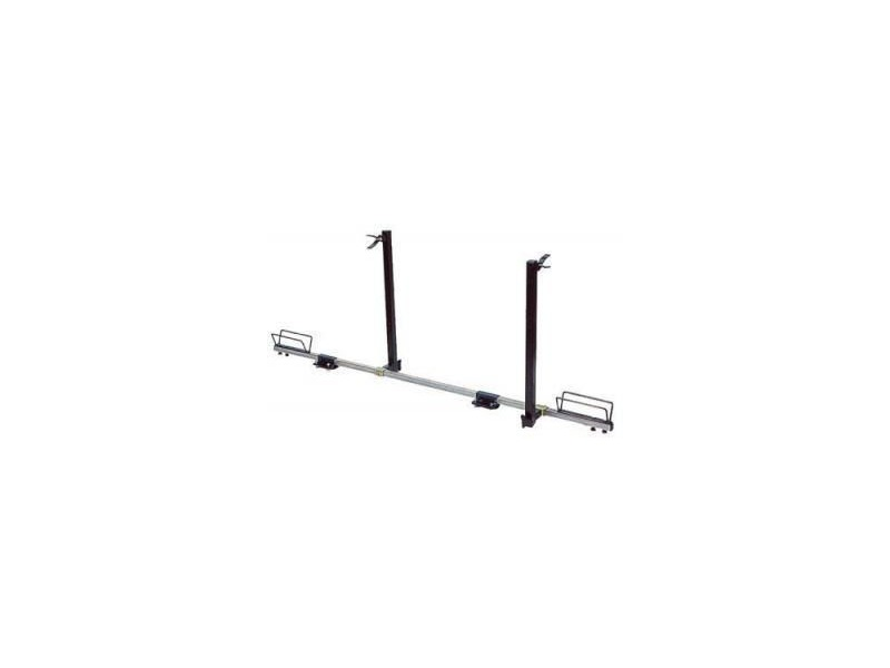 PENDLE BIKE RACKS Standard Tandem Carrier for square bars click to zoom image