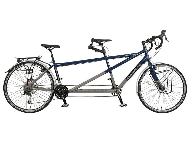 DAWES Galaxy Twin Tandem Bicycle click to zoom image