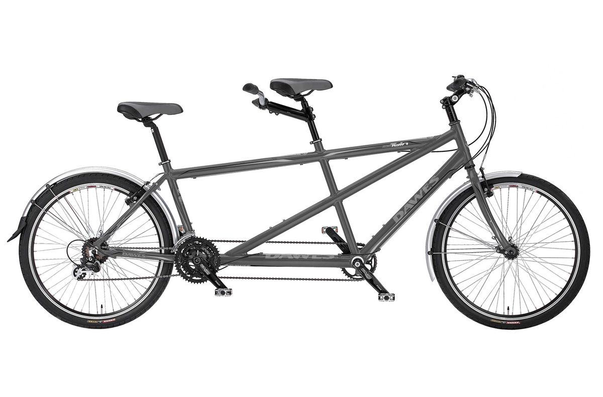 DAWES Discovery Twin Tandem Bicycle 2018 - £1200.00 - Tandems ...