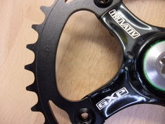 TRUVATIV Fire X Tandem Touring Crankset click to zoom image