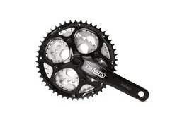 TRUVATIV 5D Tandem Crossover chainset 28/38/48