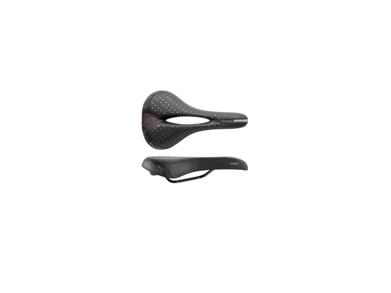 SELLE ITALIA Mens Gel Flow click to zoom image
