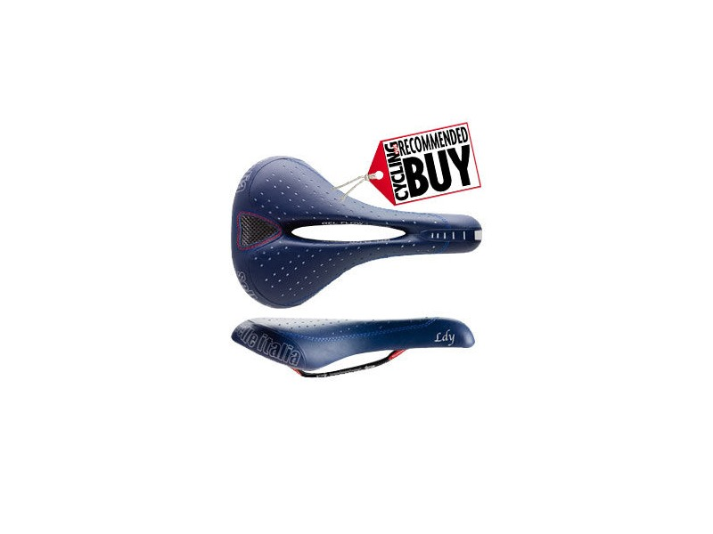 SELLE ITALIA Lady Gel Flow click to zoom image
