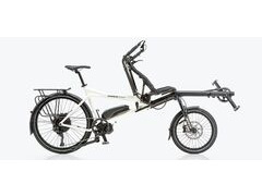 HASE Pino Steps Half Recumbent Tandem Bicycle 2021