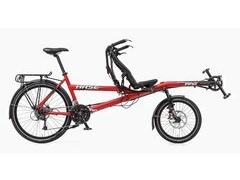 HASE Pino Allround Half Recumbent Tandem Bicycle 2020
