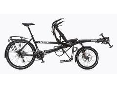 HASE Pino Tour Half Recumbent Tandem Bicycle click to zoom image